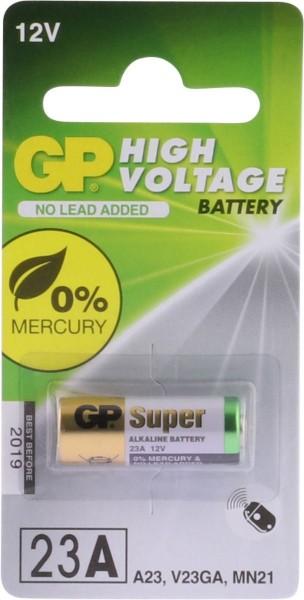 Alkaline Rundzellenbatterie Hochspannung 12V