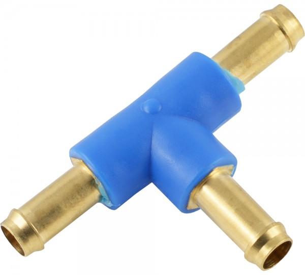 T-Steckverbinder für PUR-, PUN- und PA-Schlauch