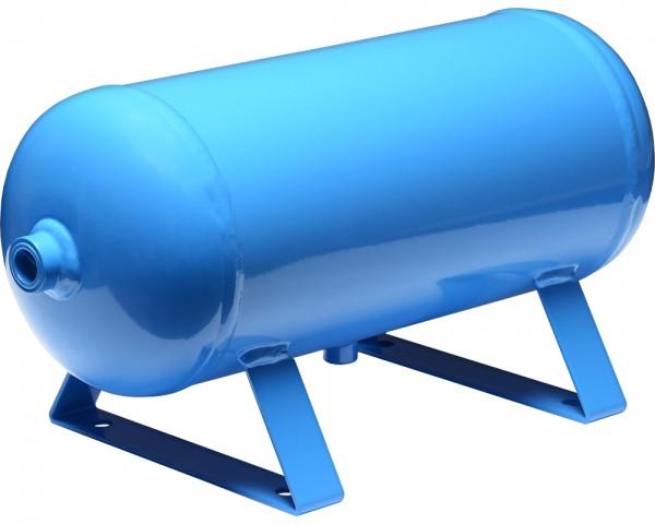 Druckluftbehälter mit Füßen bis 11 bar