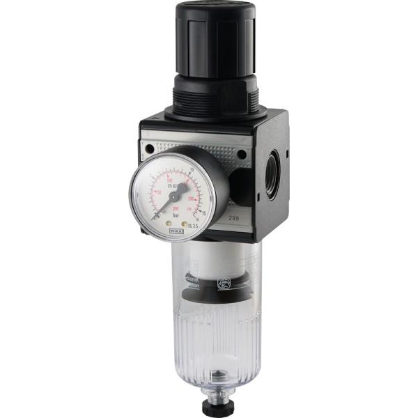 Filterregler Druckminderer Baureihe 1, 1600 l/min