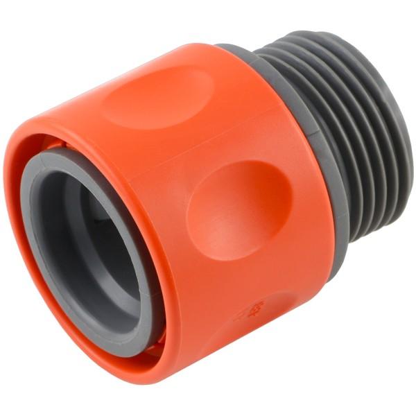Kupplungsdose mit Außengewinde (zum Geräteanschluss)