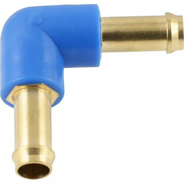 L-Steckverbinder für PUR-, PUN- und PA-Schlauch