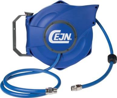 CEJN Automatische Schlauchaufroller für Druckluft und Wasser
