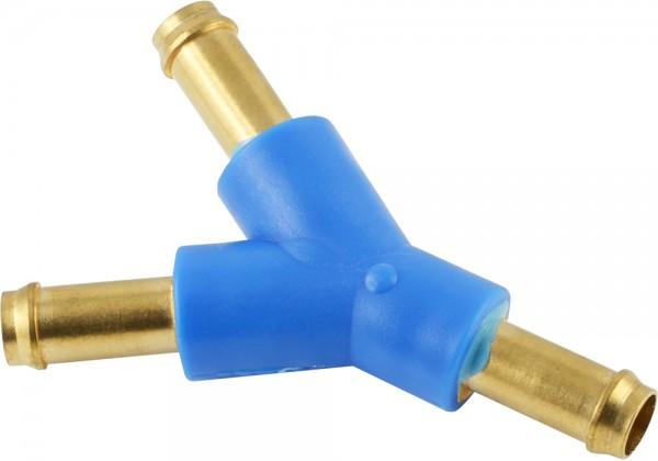 Y-Steckverbinder für PUR-, PUN- und PA-Schlauch