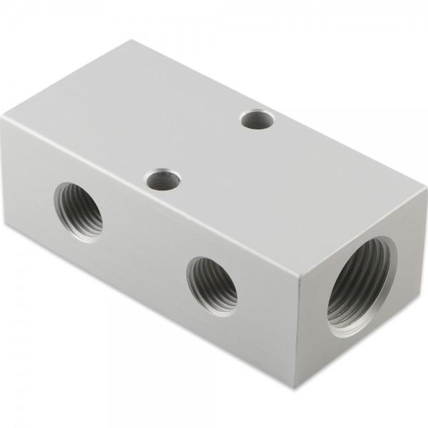 Aluminium Verteilerleisten - Einseitig