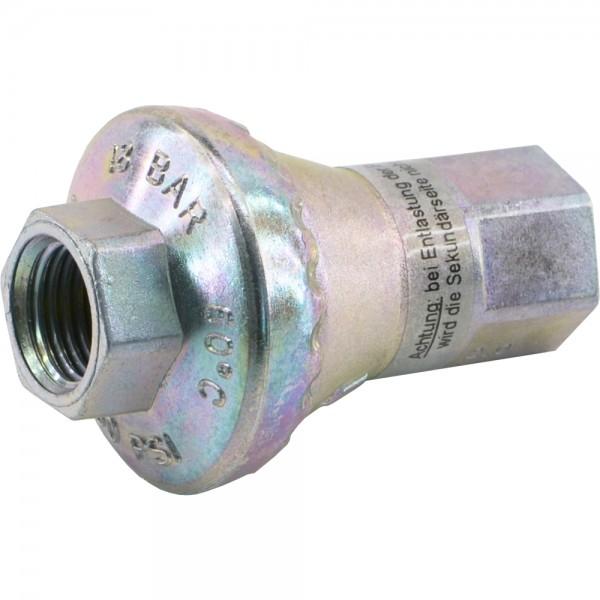 Inline-Druckregler - bis 800 l/min