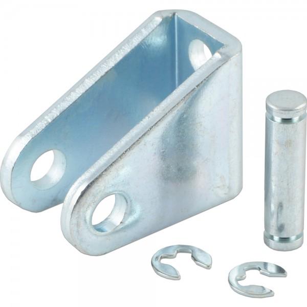 Lagerböcke mit Bolzen - für Rundzylinder ISO 6432