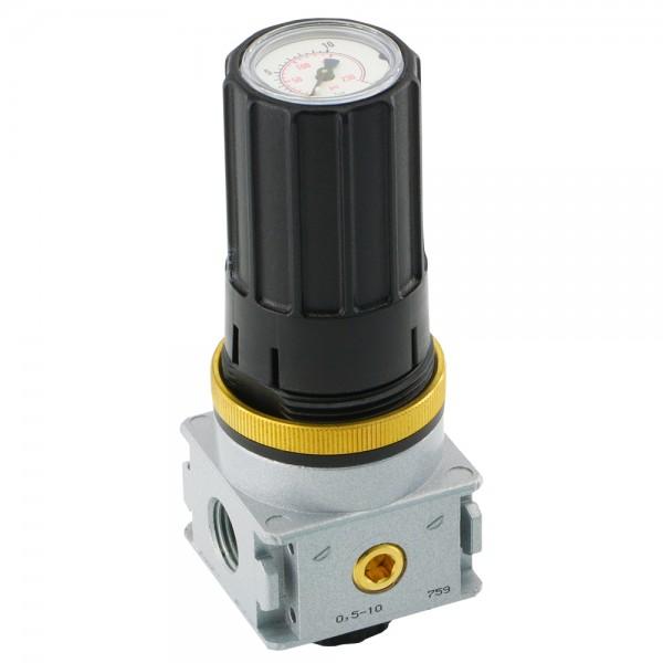 Druckregler mit integriertem Manometer, bis 2100 l/min