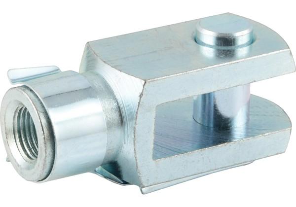 Gabelköpfe mit Bolzen - für Pneumatik-Zylinder ISO 15552