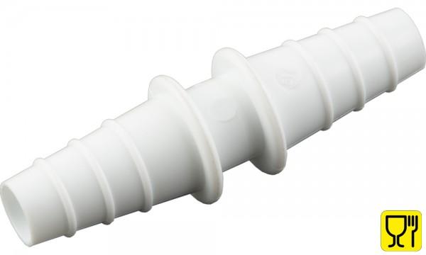 Universal-Schlauchverbindungsrohre aus Kunststoff