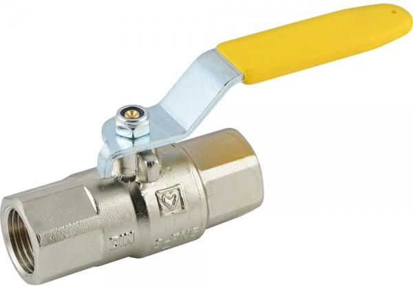 Kugelhähne 2-teilig - für den Einsatz in Sauerstoffanlagen - PN 30