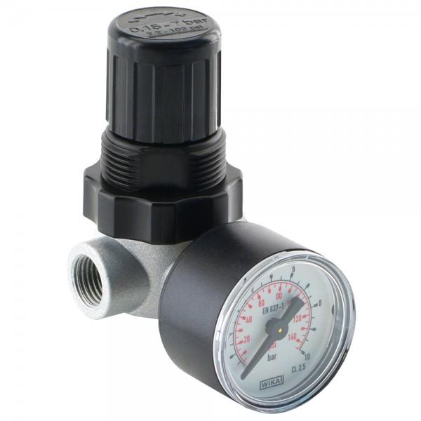 Mini Druckregler - vordruckabhängig - 340 l/min