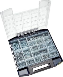 Multibox Linsenkopf-Blechschrauben DIN 7981C