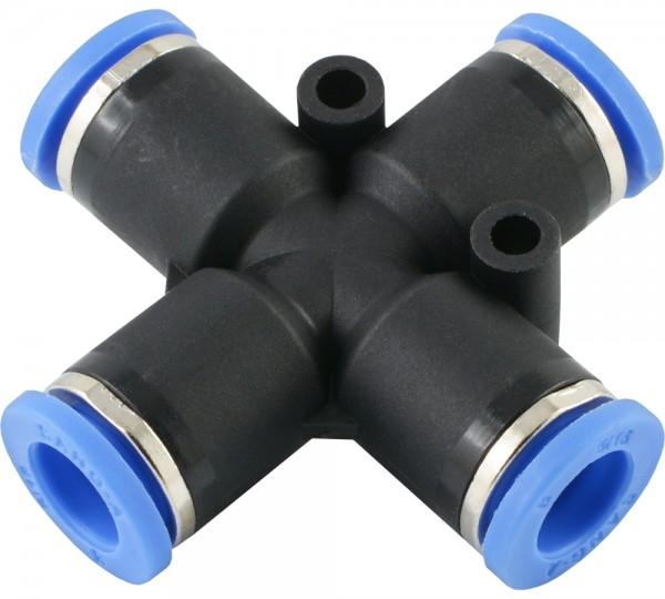 X-Steckverbindung (Kreuz)