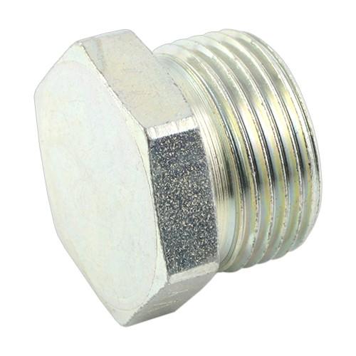 Verschlussverschraubungen für Schneidringverschraubungen* - ISO 8434-1 (DIN 2353)