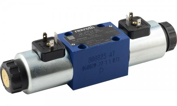 Wegeventile NG 6 elektrisch betätigt in Kolbenschieberbauweise