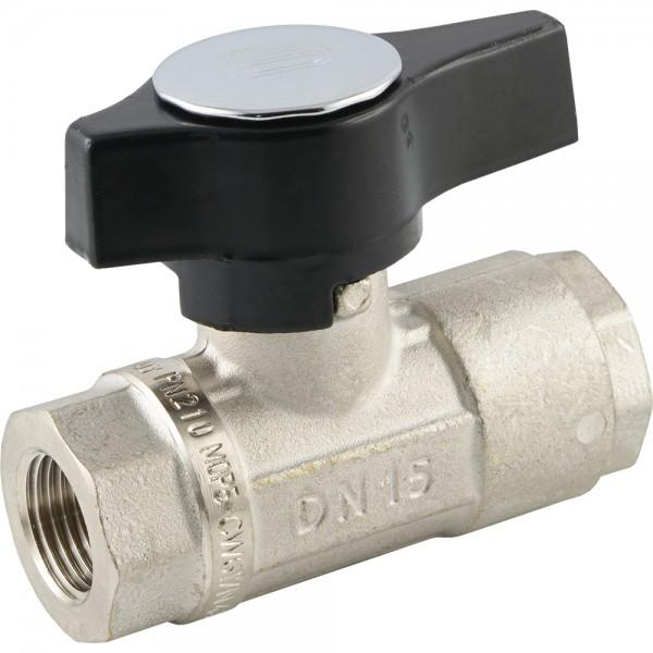 Hochdruck-Kugelhahn - bis 210 bar