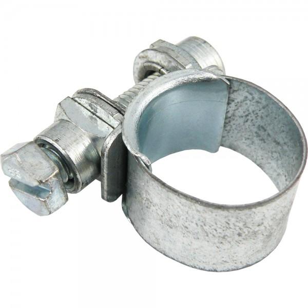Spannbackenschellen (DIN 3017) - Bandbreite 12 mm