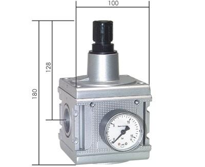 Druckregler Baureihe 5, 17500 l/min