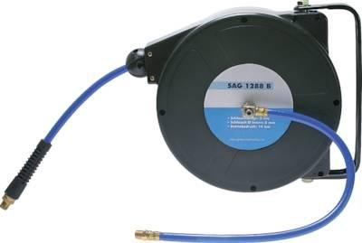 Automatische Schlauchaufroller für Druckluft - PN 14
