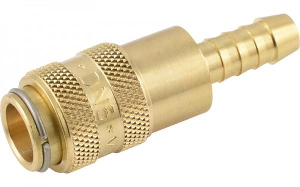 Druckluftkupplung mit Schlauchtülle - NW 5