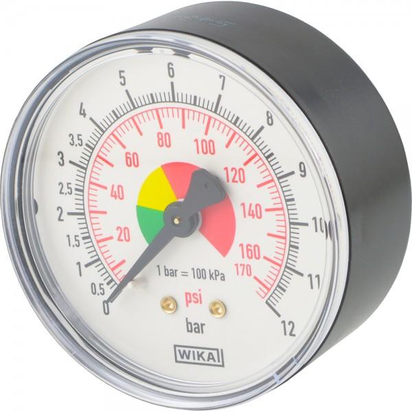 Manometer für Handreifenfüller Ø 63