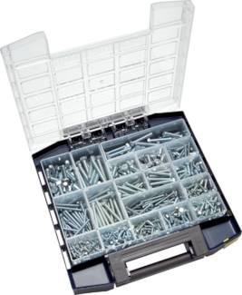 Multibox Sechskantschrauben DIN 933