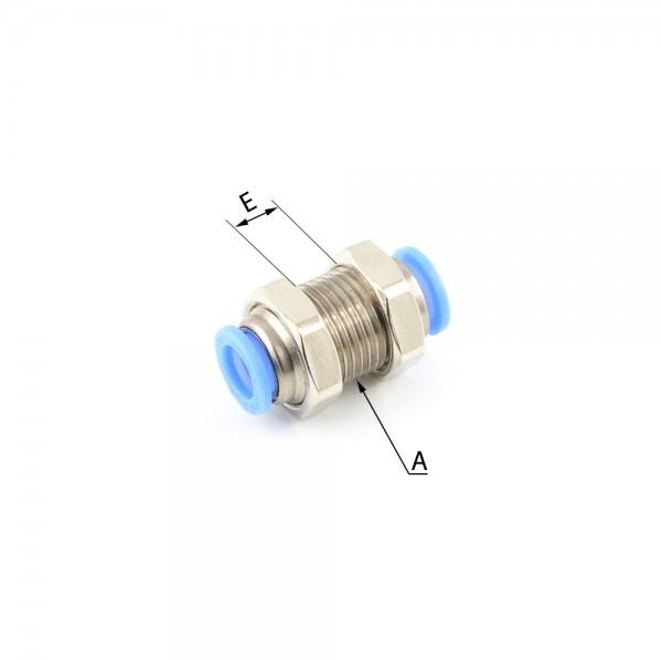 Mini-Schott-Steckverbindung