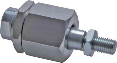 Flexokupplungen - für Rundzylinder ISO 6432