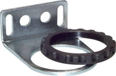 MULTIFIX Befestigungswinkel mit Ring und Schalttafelmutter (M 50 x 1,5)