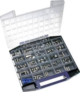 Multibox IQS-Steckanschlüsse - (Edelstahl)