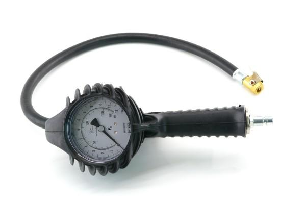 Handreifenfüller geeicht, 0 - 12 bar mit Moment-Stecker