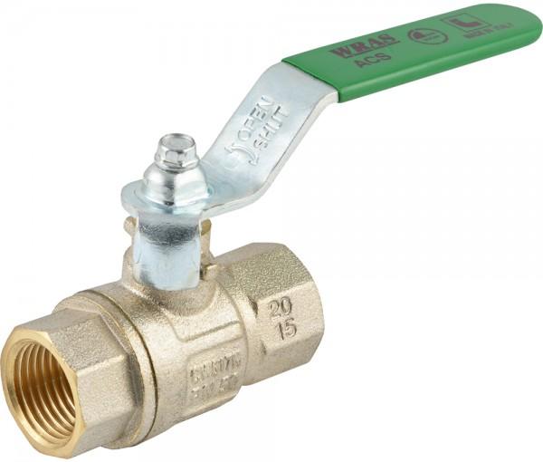 Kugelhähne für Trinkwasser DVGW & KTW geprüft - EN 13828