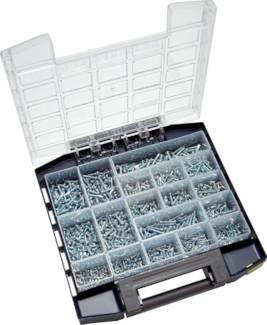 Multibox Linsenkopf-Bohrschrauben DIN 7504M