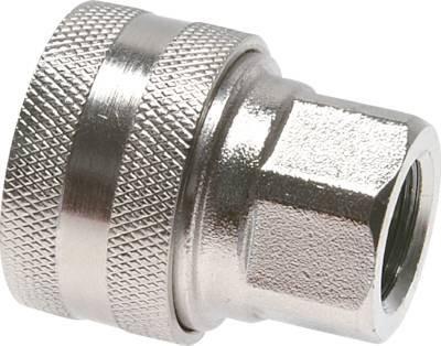 Kupplungen für Waschgeräteschläuche - ohne Absperrventil