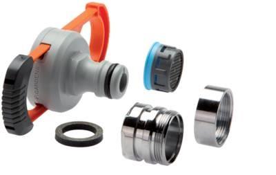 GARDENA-Adapter für Indoor-Wasserhähne